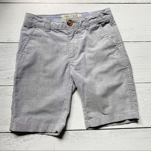 Boys Nautica Shorts- Size 5